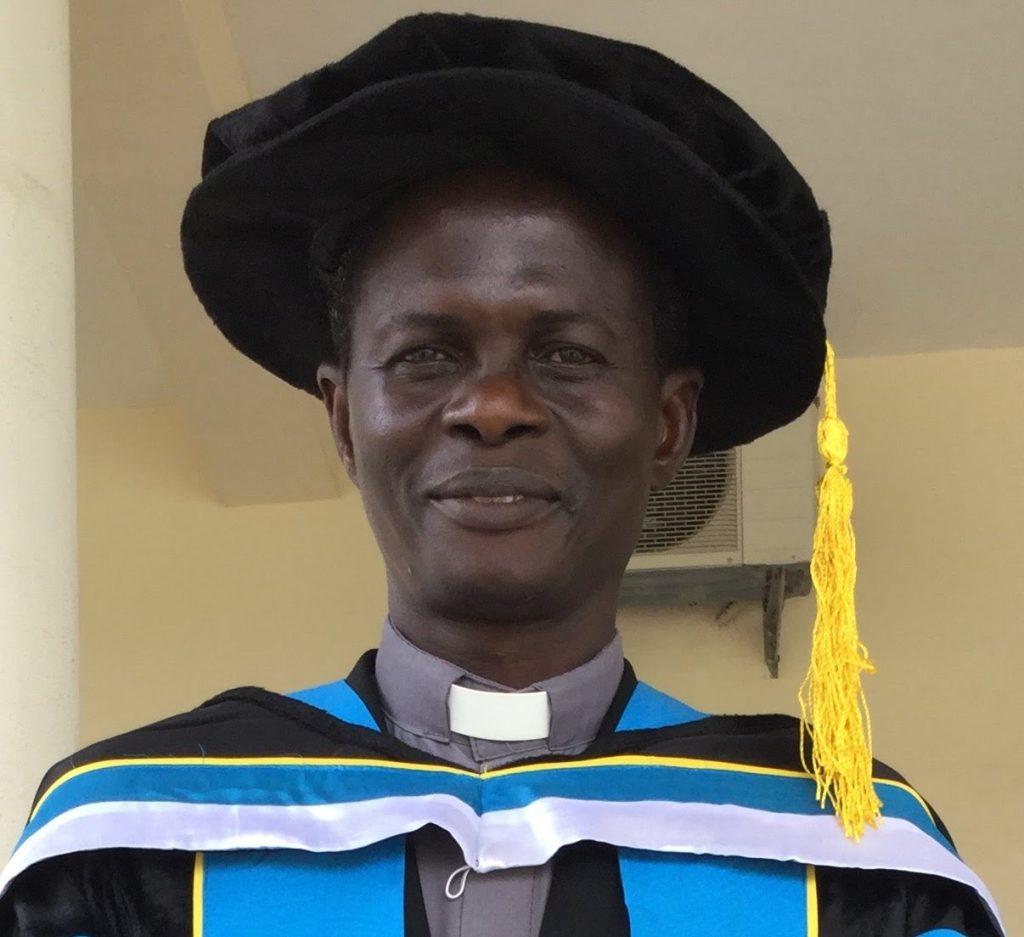 Rev.. Canon Professor G. Okwezuz